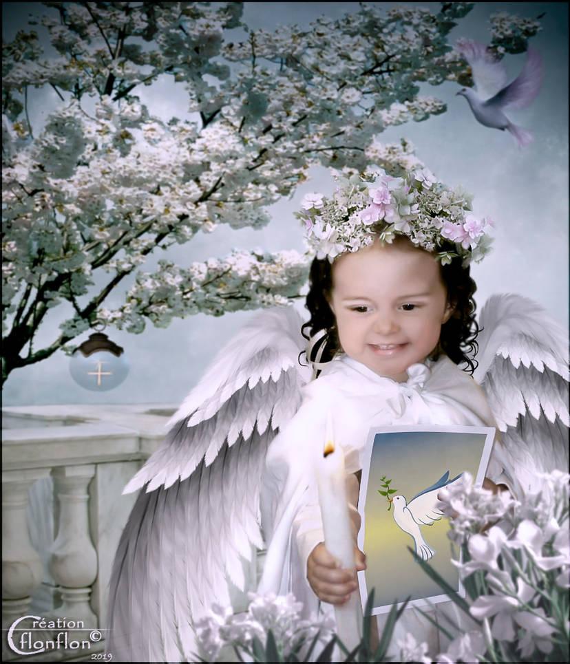 Sur la terrasse des anges