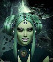 Alien d'Elocine by cflonflon