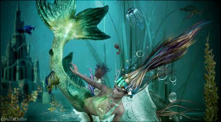 Sirene des fonds marins