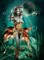 Reine des mers