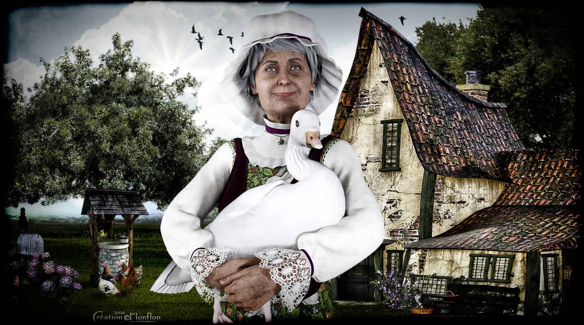 La Mamie aux Oies