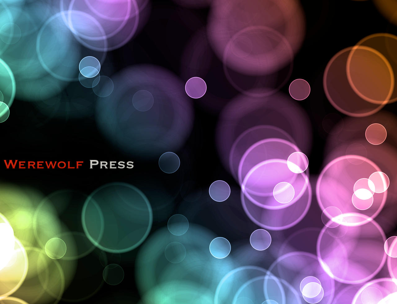 Werewolf Press - Wallpaper 1 by Varcolacu