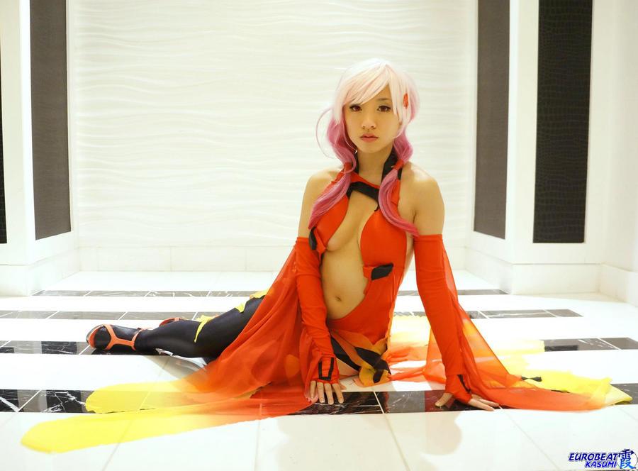 Inori Yuzuriha by StellaChuu