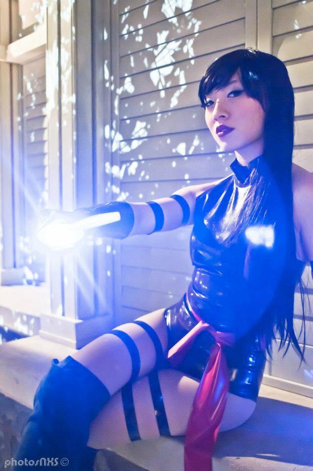 Psylocke by StellaChuu