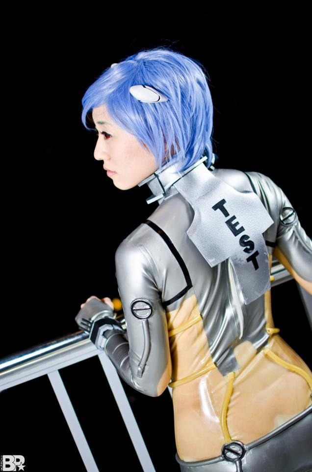 Rei Ayanami 2.0 Test Suit by StellaChuu