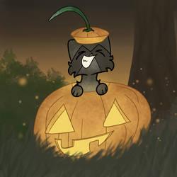 Raccoonbud Wishes You A Happy Spooky Season!