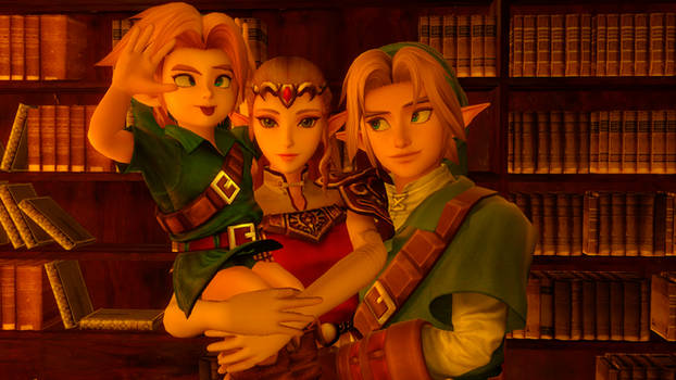 Another Zelink family photo