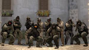 [CSGO-SFM]  - The United States Army