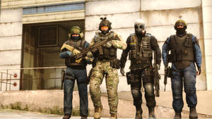The OG Counter-Terrorists of CSGO by b2009