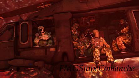 Outbreak Deployment by b2009