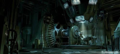 The Machine by RudolfHerczog