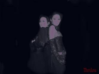 Sisters by maraluna