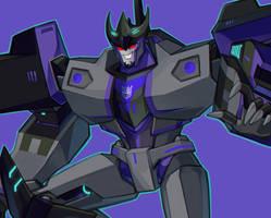 Megatronus by ShoGuru
