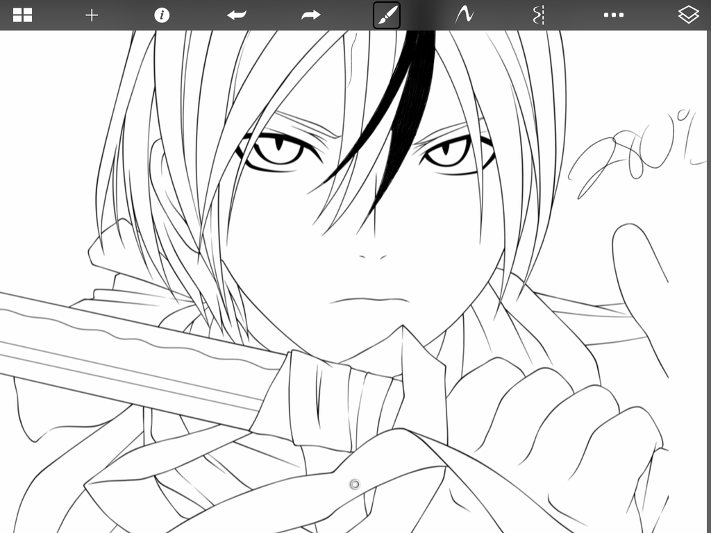 Yato (Not Finished) by iBlading