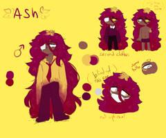 Ash   REF