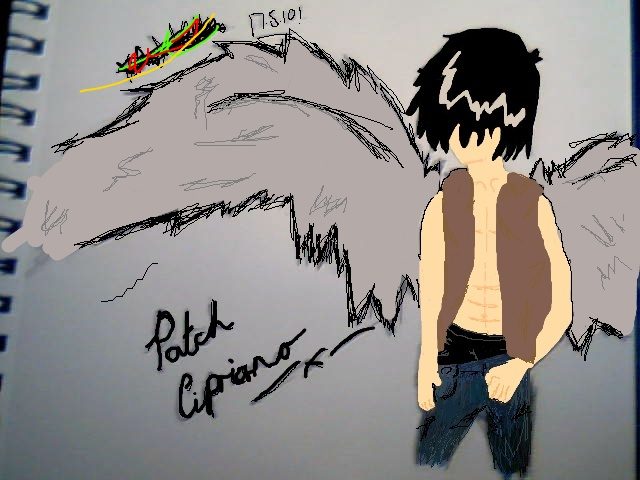 patch cipriano 2 by - photo #31