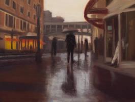 April in the Rain by David681