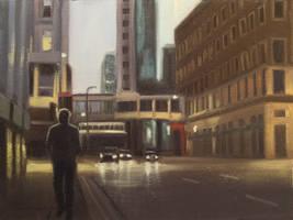 Night Walk by David681