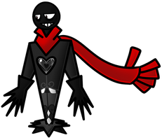 Paper Mario Style Shadowslinger