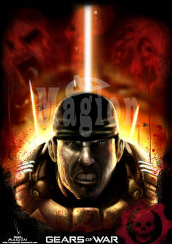 Marcus Fenis Gears of war