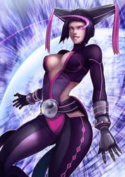 Cyber Juri by magion02