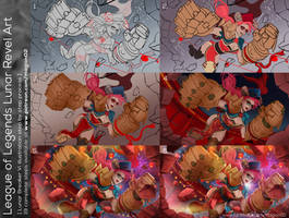 League of Legends Lunar Breaker Vi process