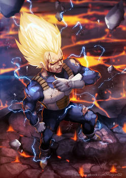 Vegeta remastered