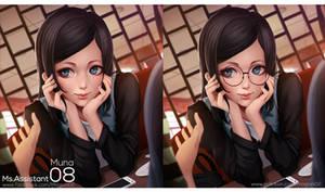 Ms.Assistant Muna