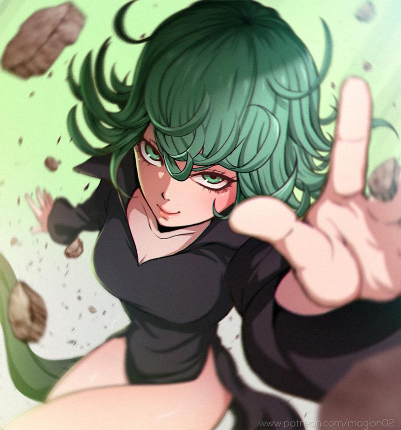 One Punch Man Tatsumaki by magion02