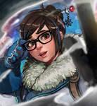Overwatch Mei Ling Zhou