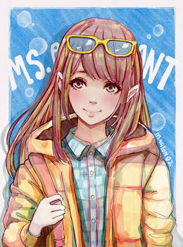 Ms.assistant Marker Mimic