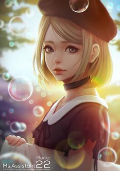 Ms.assistant Mariko Remastered