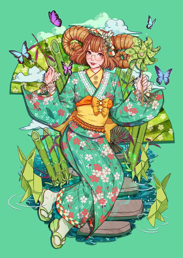 Hitsu Tsuno Tsoujo by magion02