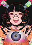 Eyeball Kabochan
