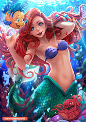Ariel by magion02
