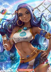 Nessa by magion02