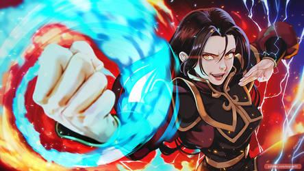Azula by magion02