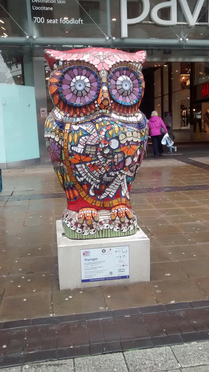 Birmingham Starlight Owl by Vande-Bot