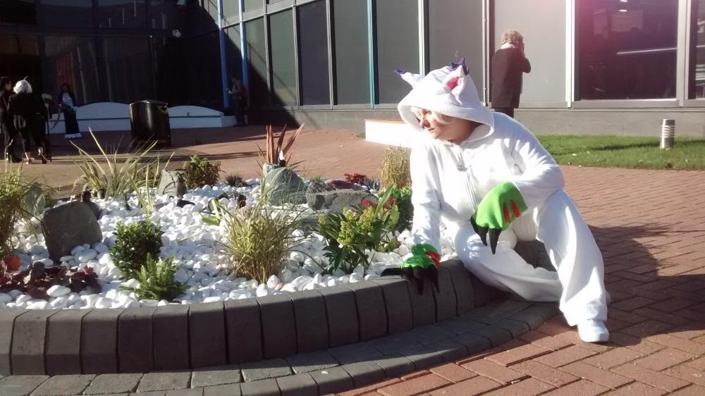 Digimon - Tailmon Gatomon Cosplay 006 by Vande-Bot