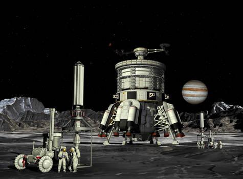 Prospecting Callisto