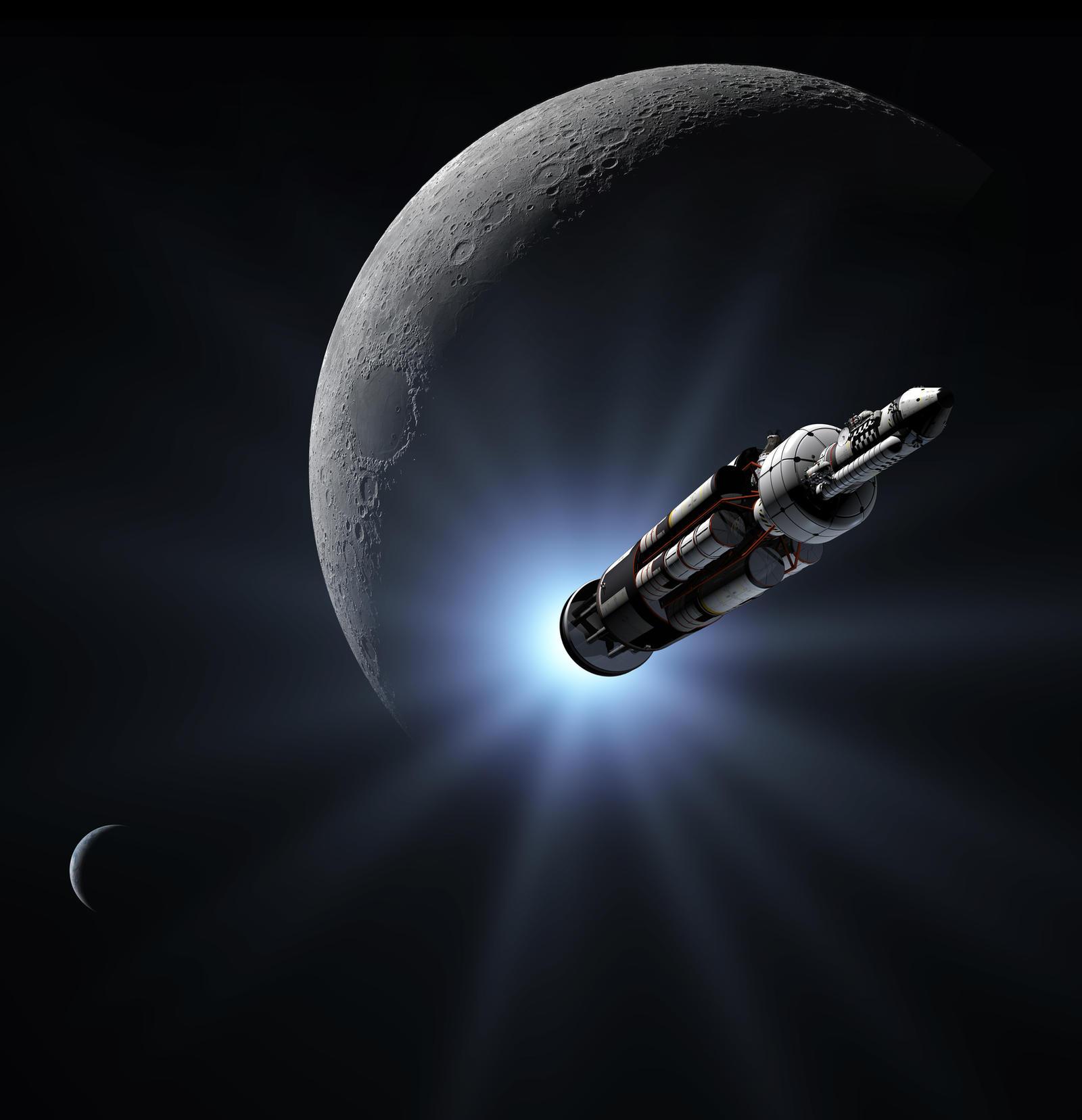 Orion: In Flight