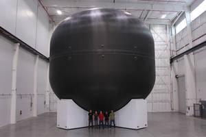 SpaceX ITS 12-Meter Carbon Fiber Cryotank by William-Black