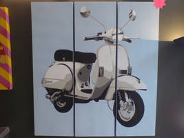 THE:vespa by messymedia