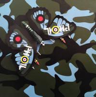 Battlefly: Spitfire by messymedia