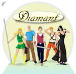 Diamant- The First Shot