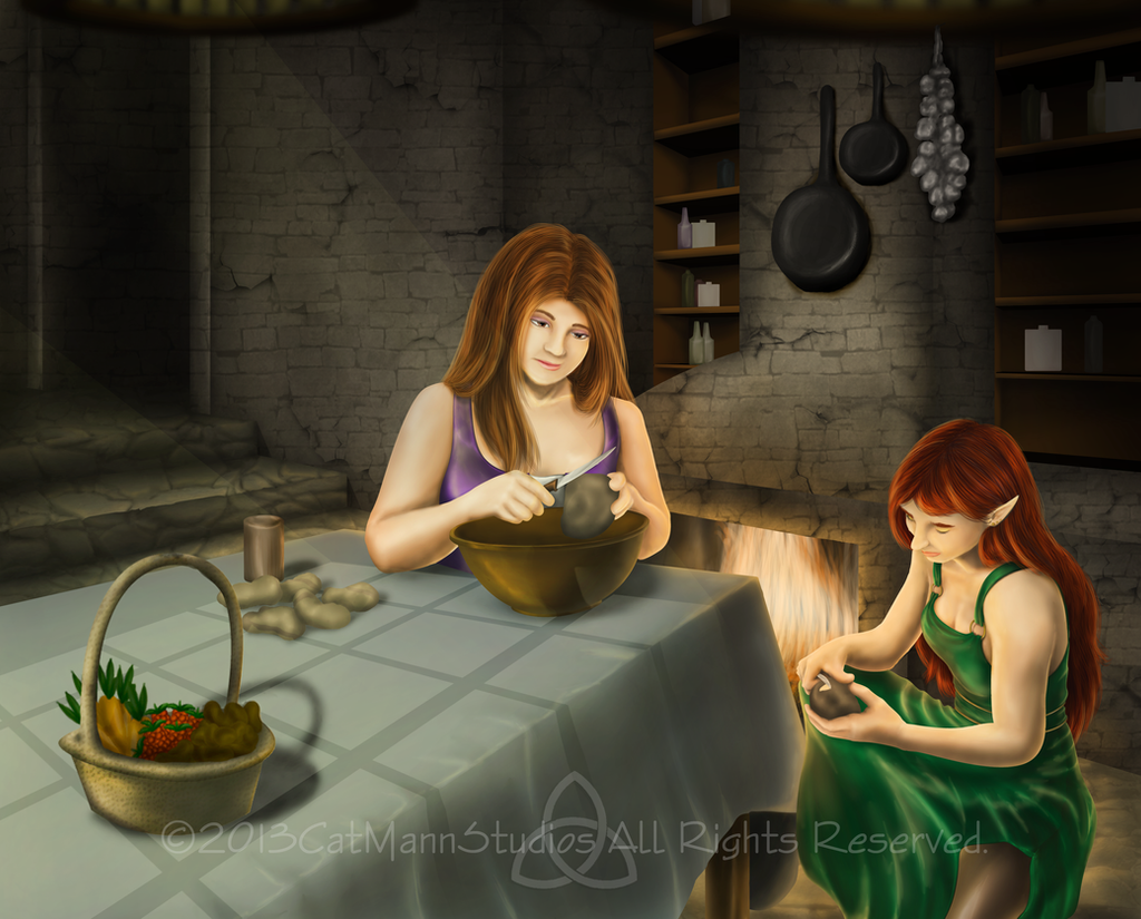 79 Starvation by InochiToHi