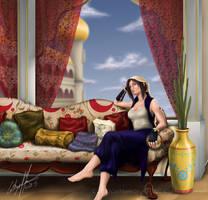 Magdalena Waiting by InochiToHi