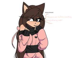 Yuki Nikki the hedgehog