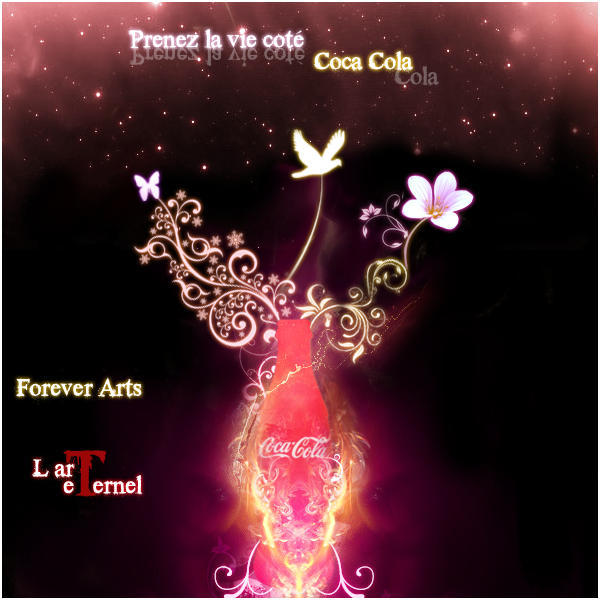 Forever Arts CocaCola_by_ForeverArts