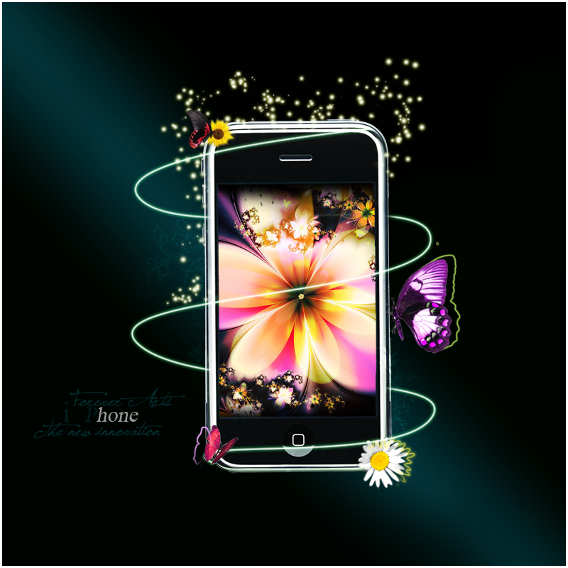Forever Galerie Natural_Iphone_by_ForeverArts